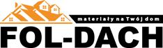 FOL-DACH hurtownia budowlana Mikołajki Logo